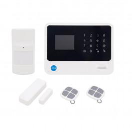 Беспроводная охранная (пожарная) WiFi GSM сигнализация Страж Premium 2