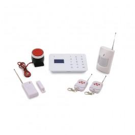 Беспроводная охранная Wi-Fi сигнализация Страж Оптима (2088)