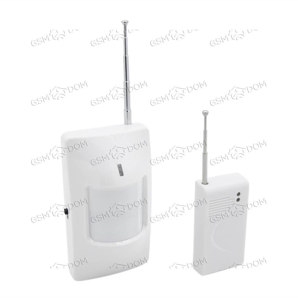 Беспроводная охранная GSM сигнализация Страж Старт (10A) - 2