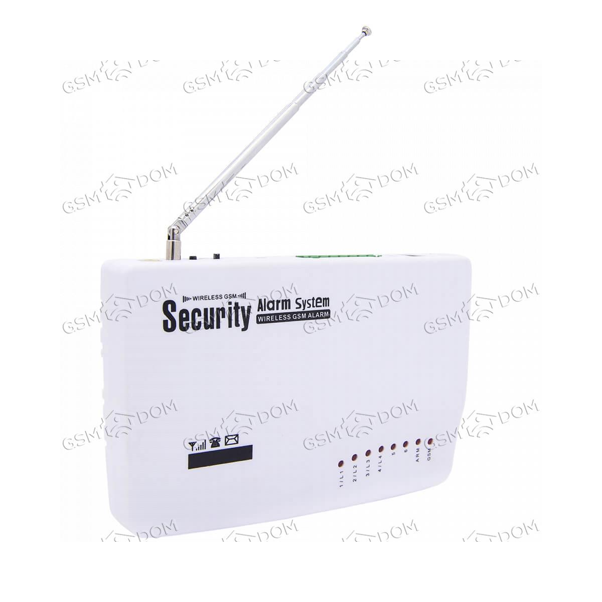 Беспроводная охранная GSM сигнализация Страж Универсал - 2