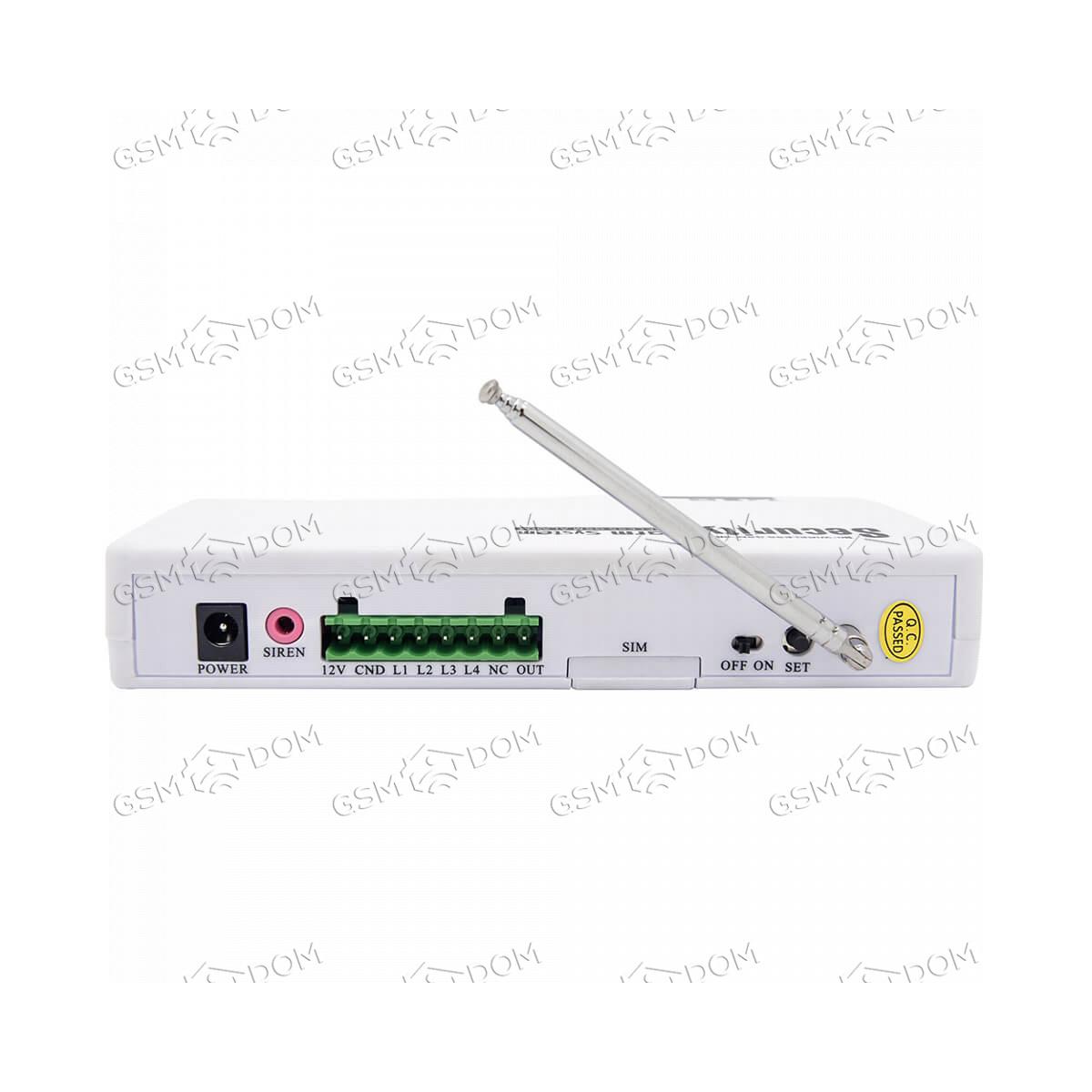 Беспроводная охранная GSM сигнализация Страж Универсал - 6