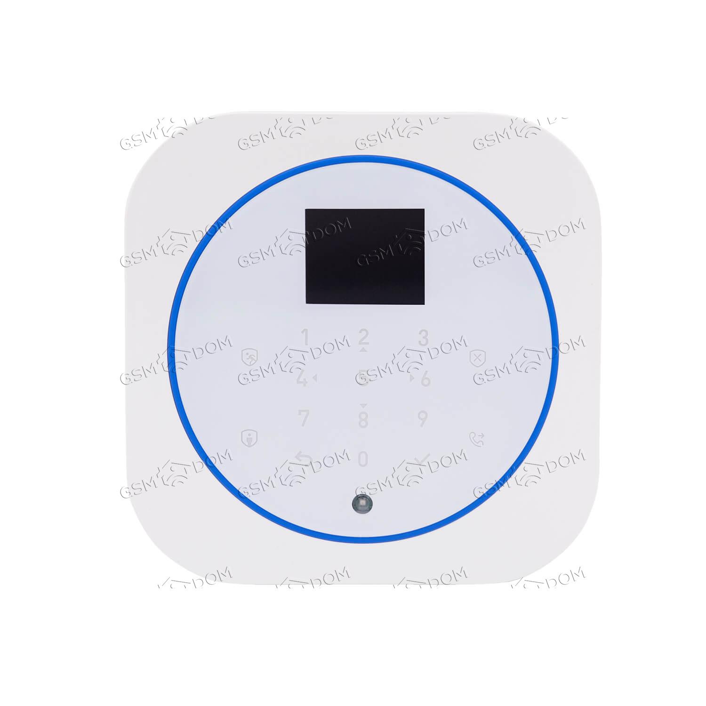 Беспроводная охранная GSM / Wi-Fi сигнализация Страж Promo (G12) - 2