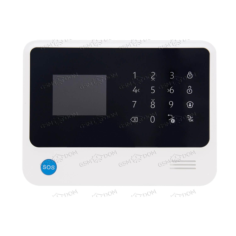 Беспроводная охранная (пожарная) WiFi GSM сигнализация Страж Premium 2 - 2