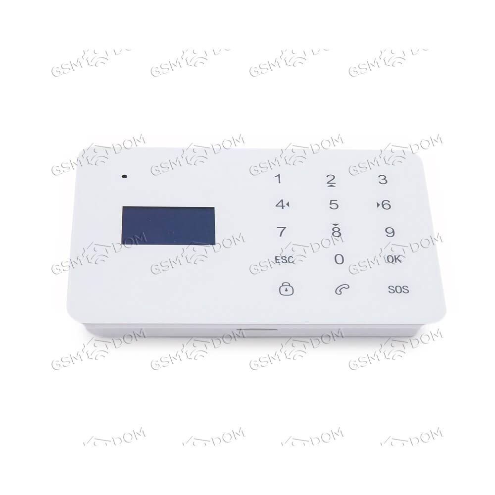 Беспроводная охранная Wi-Fi сигнализация Страж Оптима (2088) - 3