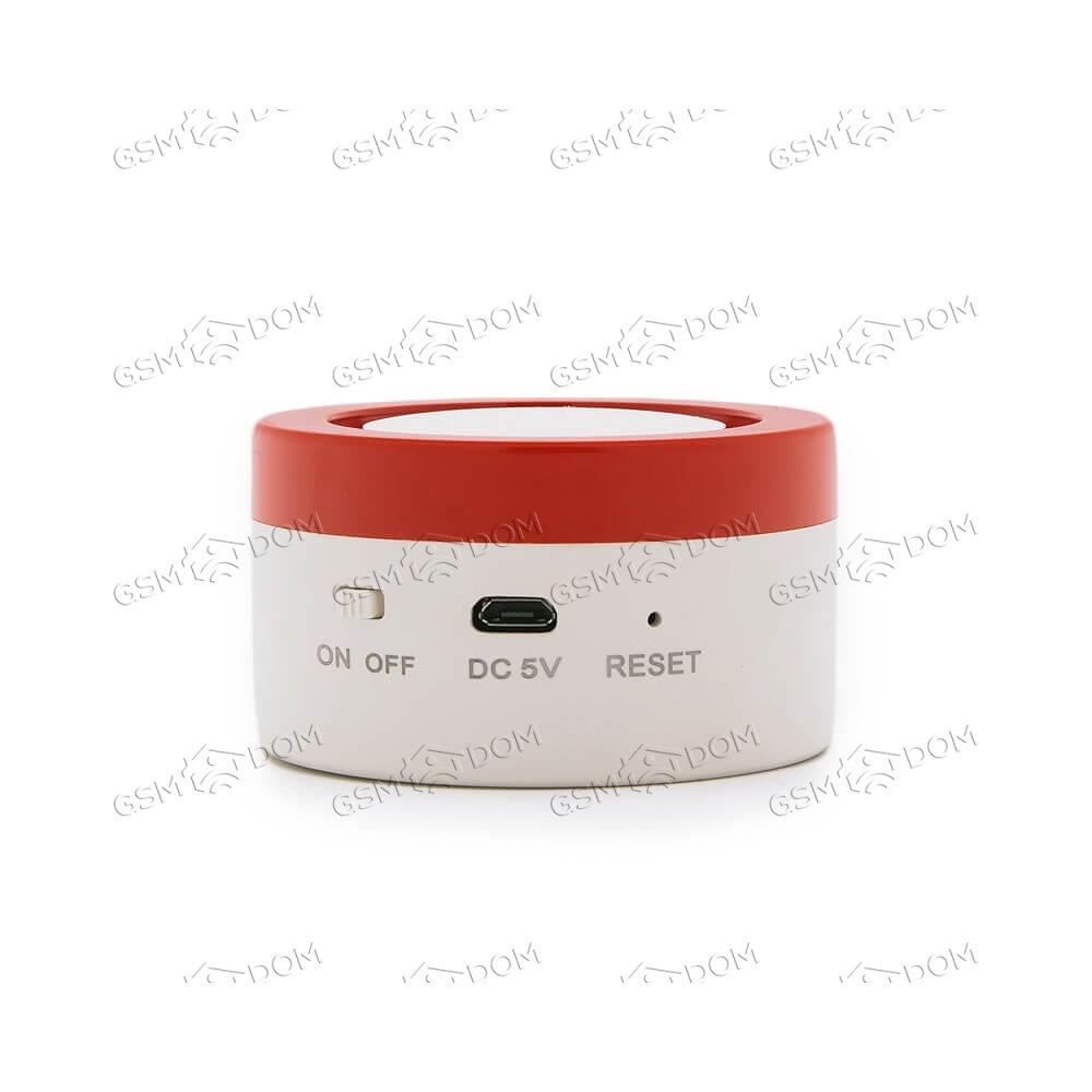 Беспроводная охранная Wi-Fi сигнализация Страж Сирена(G11) - 4