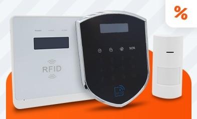 Скидки на беспроводные охранные 3G / Wi-Fi сигнализации Страж Split и Страж Ultra